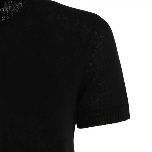 Rhombus mini skirt