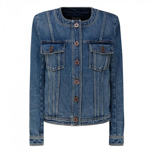 Roseau red leather shoulder bag