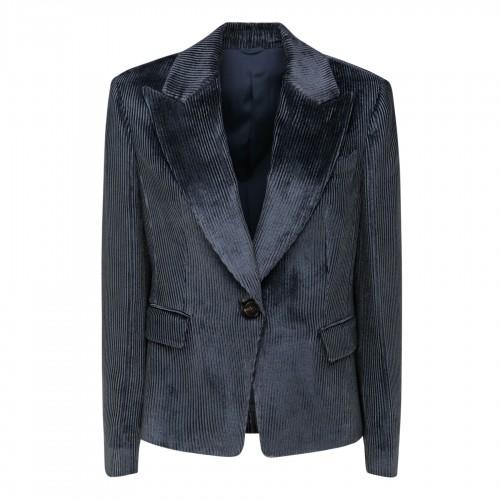 Roseau black leather shoulder bag