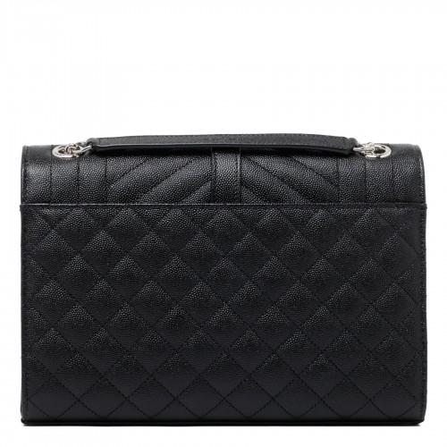 White cotton and linen blend skirt