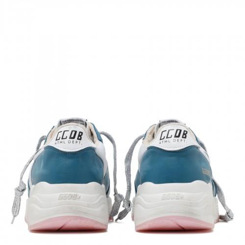 Metallic silver hoodie