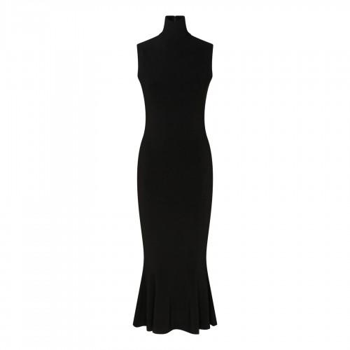 Floral silk brocade coat