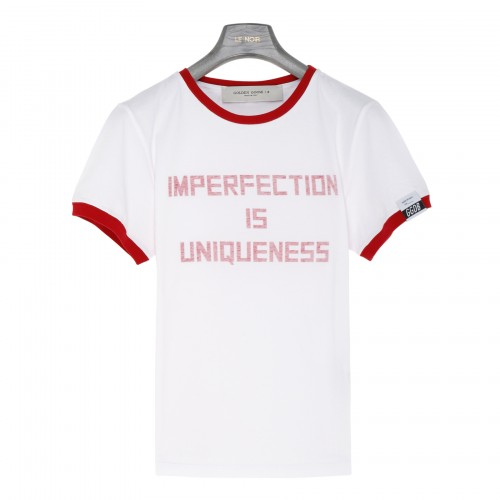Ania Imperfection Is Uniqueness T-Shirt