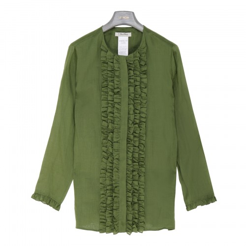 Falla ruched blouse