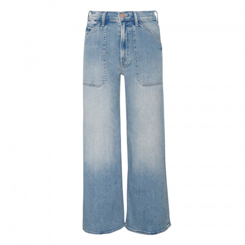 The Patch Rambler Roller Ankle jeans