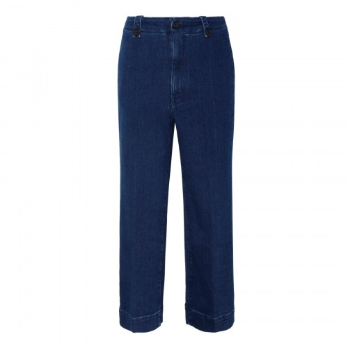 The Zipped Greaser Loop jeans