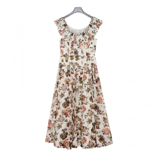 Coretta floral dress