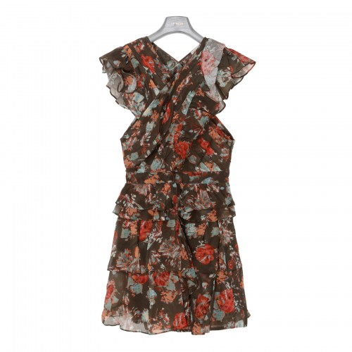 Sarafina floral mini dress