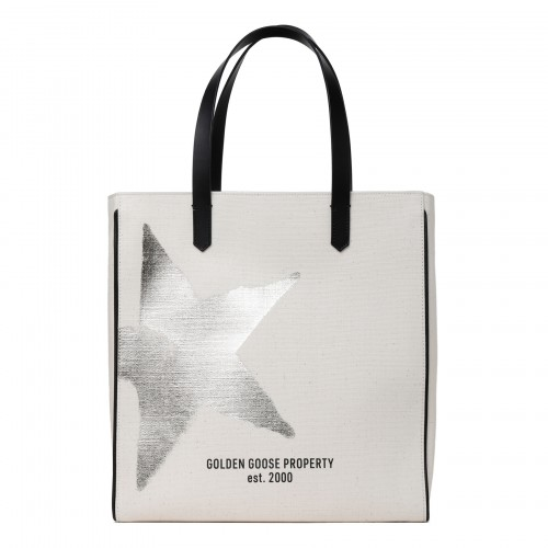 North-South California tote bag