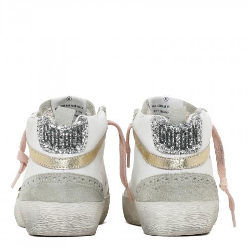 Long sleeves flared shirt