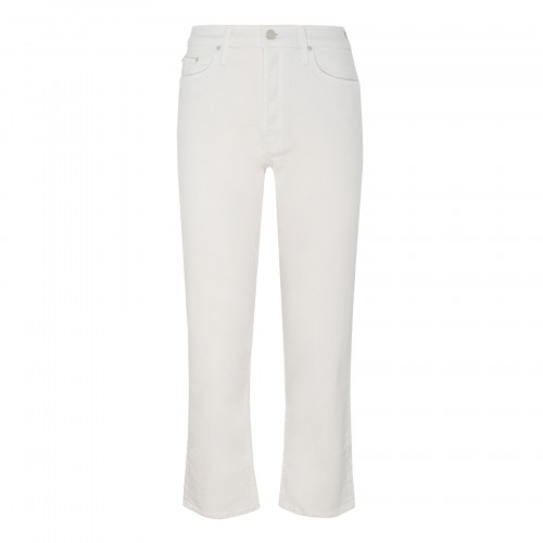 The Tomcat white jeans