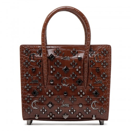Paloma S Mini brown tote