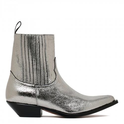 Double GG denim jacket