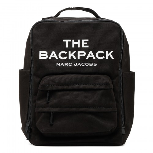 The Backpack with logo print