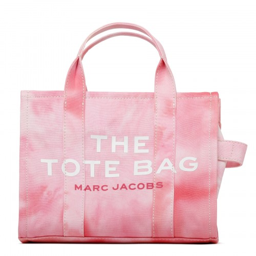 Pink small traveller tote bag