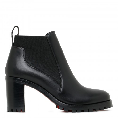 Marchacroche 70 leather booties