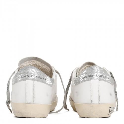 MSGM flared print dress