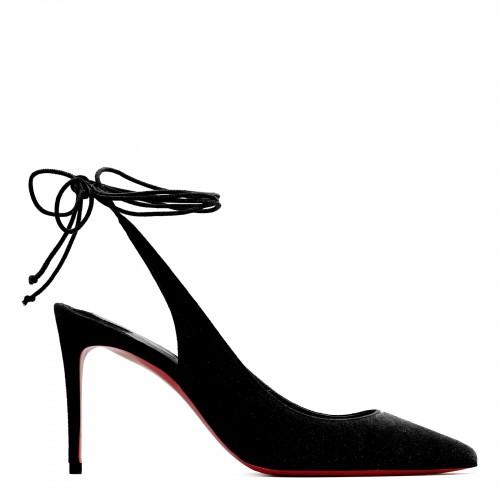 Twisted lurex sweater