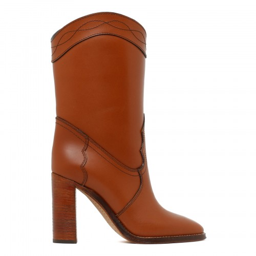 Kate 90 leather booties