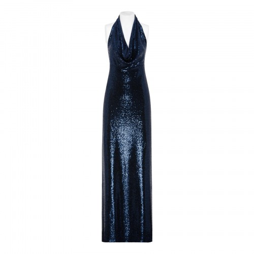 Bluette chainmail gown