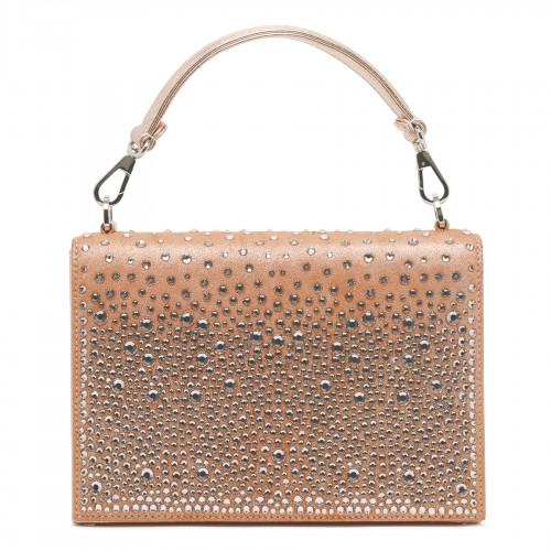 Fuchsia skirt