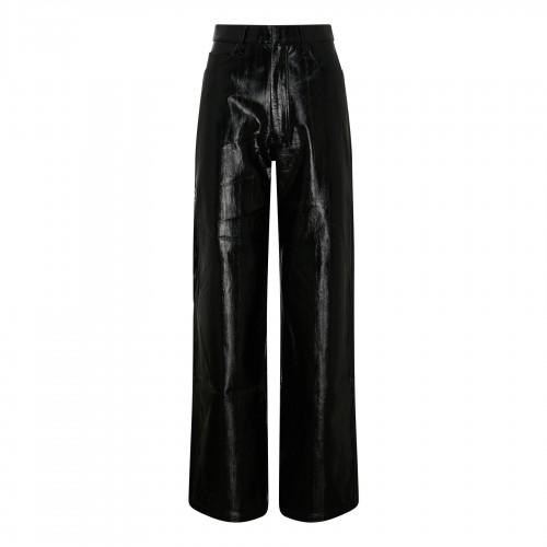 Long ruffles dress