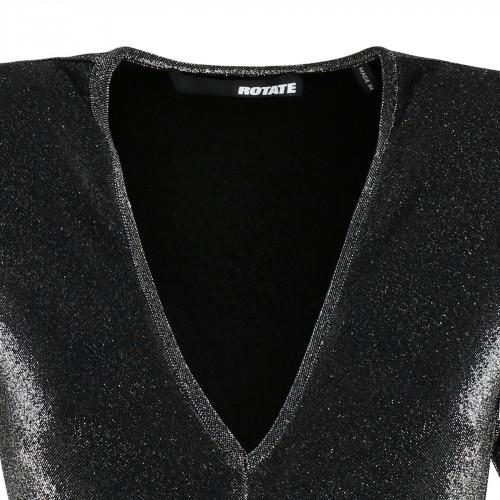 Jacquard bat sweater