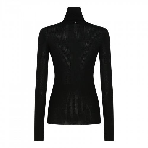 Metallic shoulder bag