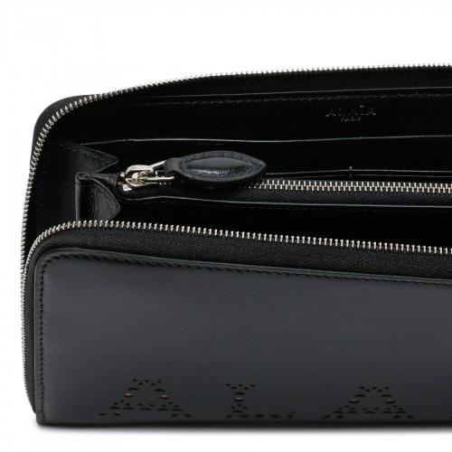 Fake fur pea coat
