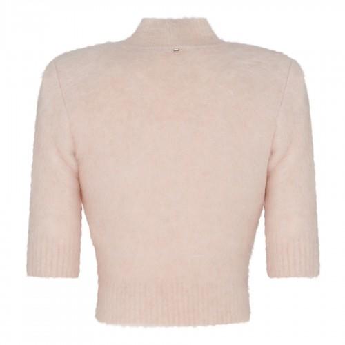 classic shirt in metallic leopard satinet