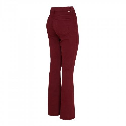 Long plissé print skirt