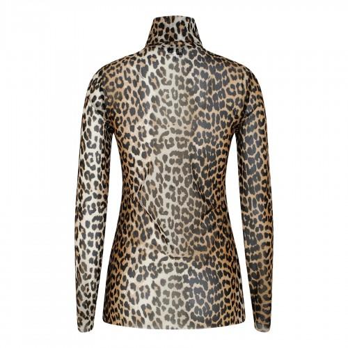 Python motif dress