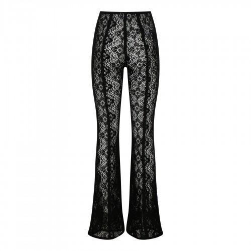 Studs neckline t-shirt
