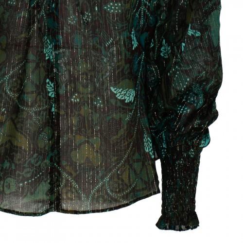 High waist mind skirt
