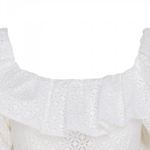 Miniskirt ins ilk material