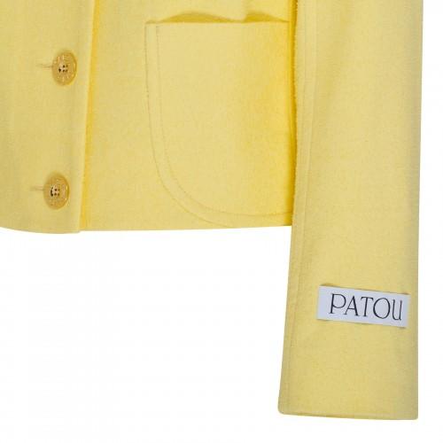 GG motif blazer