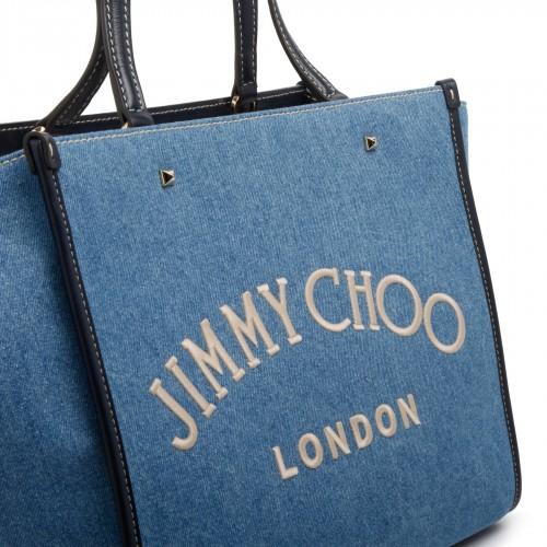 Striped pink cotton shirt dress