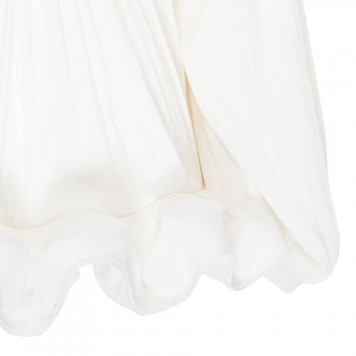 Carmen white blouse