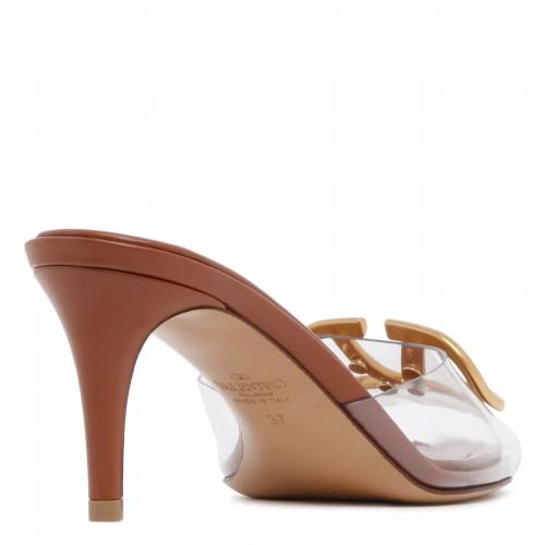 Damie silk jacquard skirt
