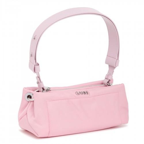 Blue denim sleeveless dress