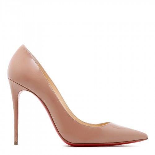 Mina small laser-cut leather handbag
