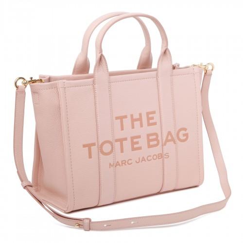 Mina white laser-cut leather small bag