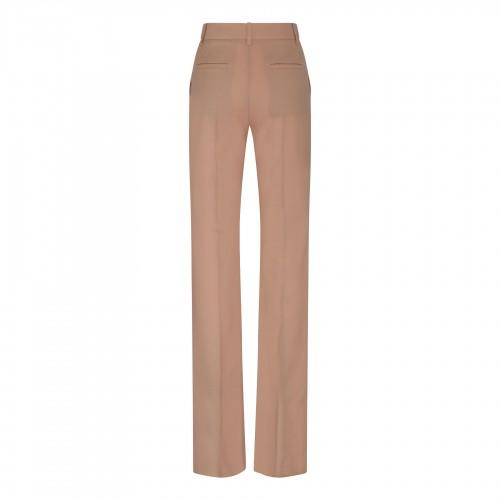 Nunaked beige suede sandals