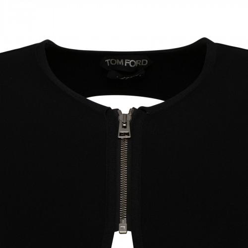 Floral motif shorts