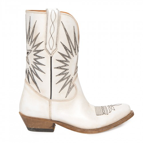 Texan wish star boots