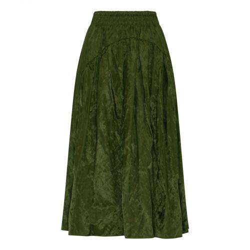 Khris fuchsia puffer jacket