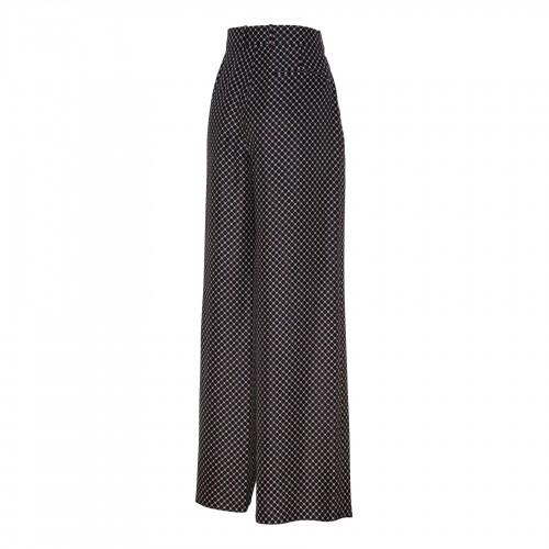 Bleached dévoré velvet shirt