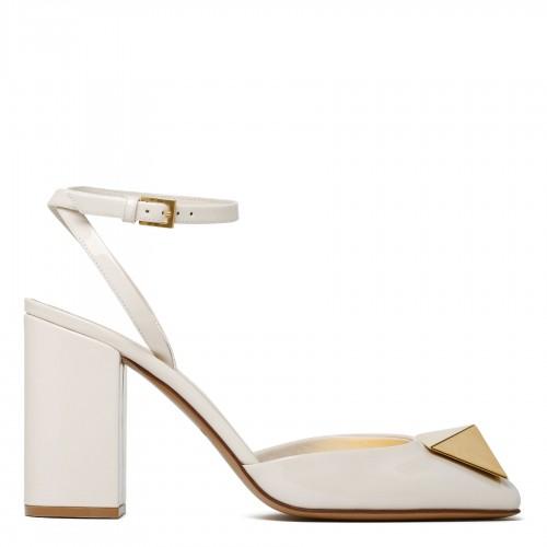 Samaly white ramie blouse