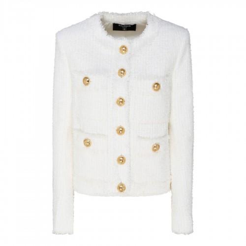 Petrol green blazer